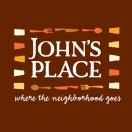 John's Place Menu
