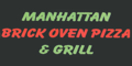 Manhattan Brick Oven Pizza & Grill Menu