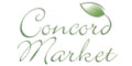 Concord Market Menu