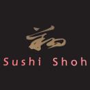 Sushi Shoh Menu