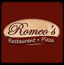 Romeo's Pizzeria and Restaurant (Jefferson Blvd) Menu