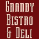 Granby Bistro & Deli Menu