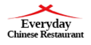 Everyday Chinese Restaurant Menu