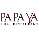 PaPaYa Thai Menu