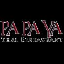 PaPaYa Thai Menu