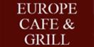 Europe Cafe & Grill Menu