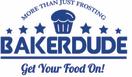 Baker Dude Cupcakes Menu