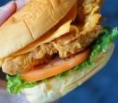 Pelicana Burgers Menu