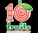 Ten Fruits Juice Bar Menu