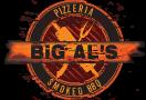Big Al's Pizzeria Menu