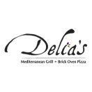 Delia's Menu