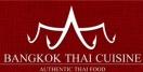 Bangkok Thai Cuisine Menu