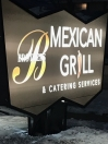 Brother's Mexican Grill & Catering Service Menu