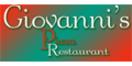 Giovanni's Pizza Restaurant Menu