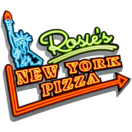 Rosie's New York Pizza Menu