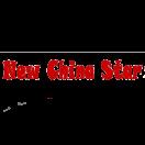 New China Star Menu