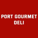 Port Gourmet Deli Menu