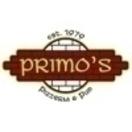Primo's Pizza & Pasta Menu