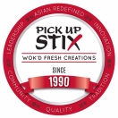 Pick up Stix - #747 Menu