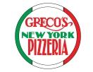 Greco's New York Pizzeria Menu