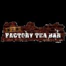 Factory Tea Bar Menu