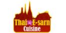 Thai E-Sarn Cuisine Menu