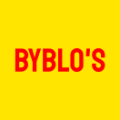 Byblo's Menu