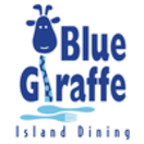 Blue Giraffe Menu