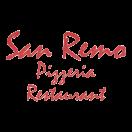 San Remo Pizzeria Menu