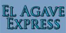 El Agave Express Menu