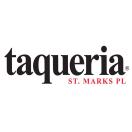 Taqueria St Marks Pl Menu
