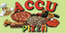 Accu Pizza Menu