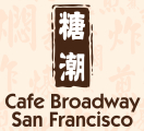 Cafe Broadway Menu