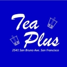 Tea Plus Menu