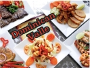 El Dominican Valle Menu