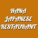 Hana Japanese Restaurant Menu