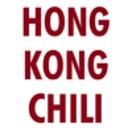 Hong Kong Chili Menu