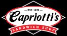 Capriotti's (Paseo Verde) Menu