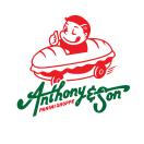 Anthony and Son Panini Shoppe Menu