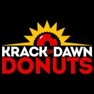 Krack of Dawn Donuts Menu