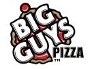 Big Guy's Pizza Menu