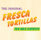 Frescas Tortillas Menu