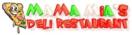 Mama Mia's Deli & Restaurant Menu