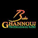 Baba Ghannouj Buffet Menu