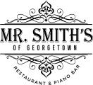 Mr. Smith's of Georgetown Menu
