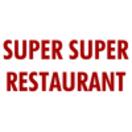 Super Super Restaurant Menu