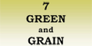 7 Green and Grain Menu
