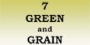 7 Green and Grain Menu
