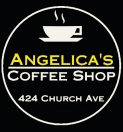 Angelica's Coffee Shop Menu