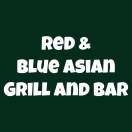 Red & Blue Asian Grill and Bar Menu